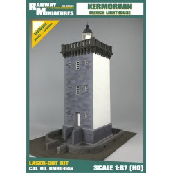 RMH0:046 Kermorvan Lighthouse