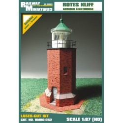 RMH0:052 Rotes Kliff Lighthouse