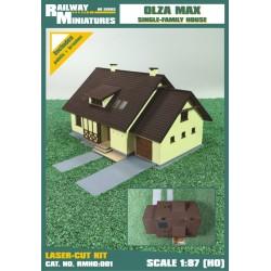 RMH0:001 Dom Jednorodzinny Olza Max