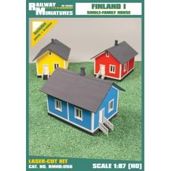 RMH0:056 Finland 1 Single-Family House